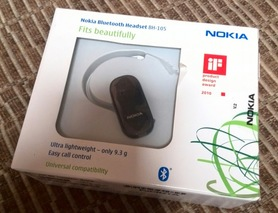 Гарнитура Nokia BH-105