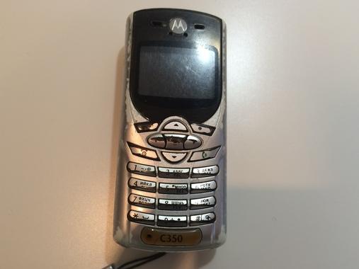 Мобільний телефон Motorola C350