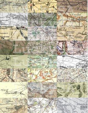 Старі карти України (МЕГА НАБІР ПО ВАШІЙ ОБЛАСТІ)